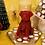 Thumbnail: 100% Beeswax Candles - Christmas Tree