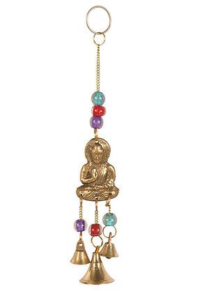 Brass chime mini Buddha