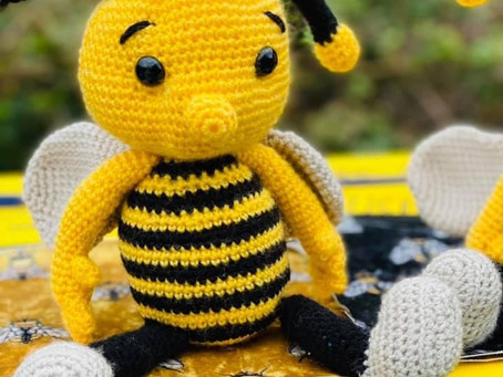 Melissa The Worker Bee!