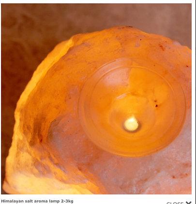 Himalayan Salt Aroma Lamp 2-3kg