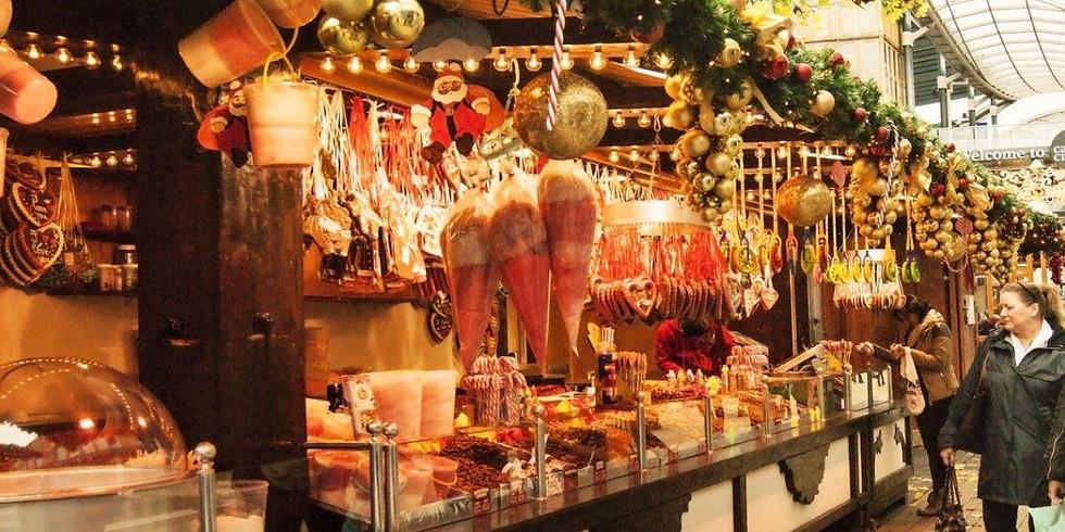The Little Castle Christmas Market - Cheserfield