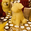 Thumbnail: 100% Beeswax Candles - Little Pooch