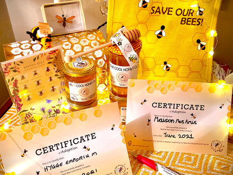 ADOPT A BEEHIVE - NOW LAUNCHED!!!!!