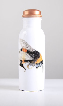 Bumble Bee - Copper Water Bottle