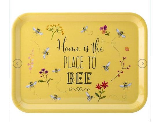 Bee Happy Large Tray