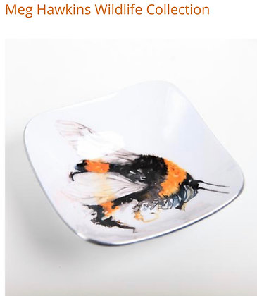Bee Square Bowl