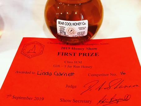 Bear Cool win Honey Awards !!!