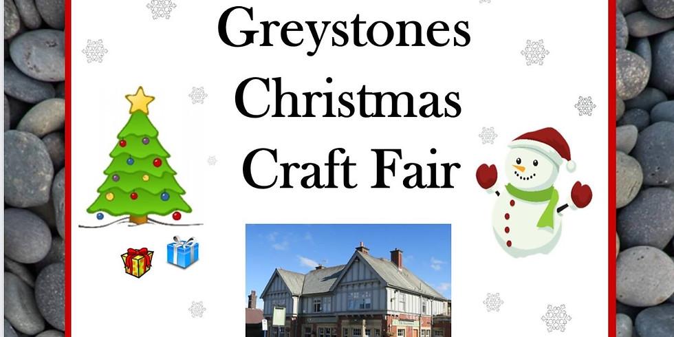 Greystones Christmas Craft Fair - 17th November 11am - 15.30pm - The Greystones