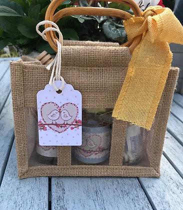 Honey Gift Sets - 65ml Jars