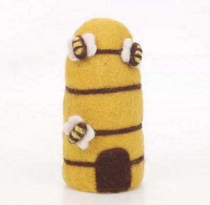FeltSoGood - Bee Hive Egg Cosie