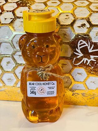340g - 12oz Squeeze Bear Honey