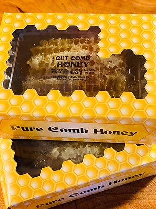 Pieces of Pure Cut HoneyComb - 227g 8oz