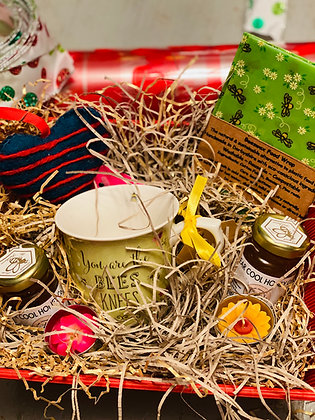 Medium Xmas Hampers -Handmade with Love
