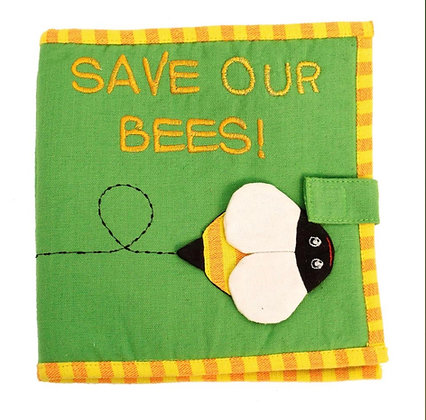 Cloth Playbook - Save Our Bees