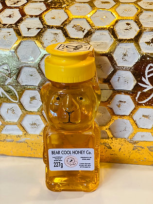 227g - 8oz Squeeze Bear of Honey