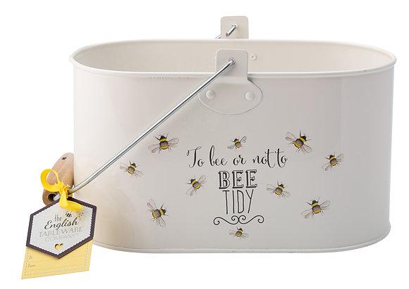 Bee Happy Utility Tidy - Painted Steel