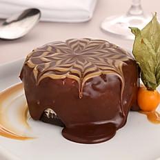 Torta Alfajor Ganache