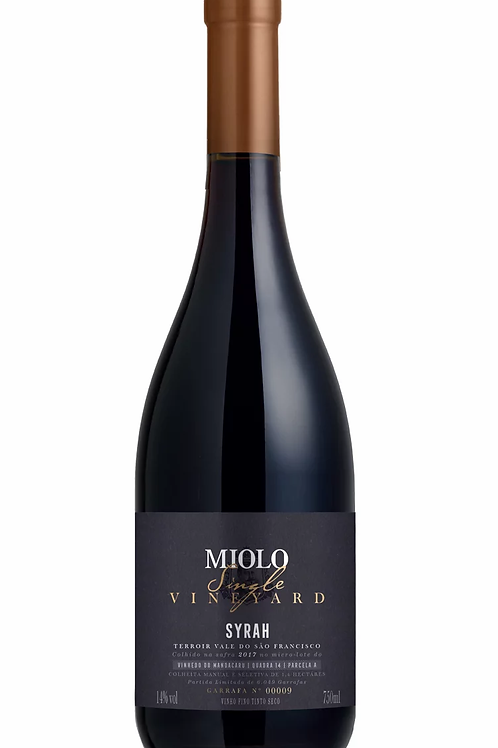 Miolo Single Vineyard Syrah