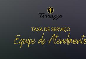 Taxa de Serviço | Equipe de Atendimento