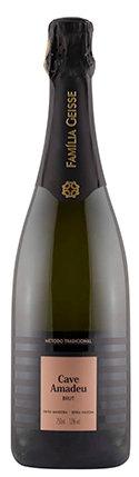 Cave Amadeu Brut | Chardonnay - Pinot Noir