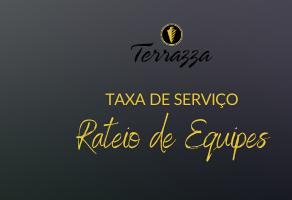 Taxa de Serviço | Rateio de Equipes