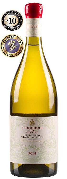 Segredos da Adega Gran Reserva | Chardonnay