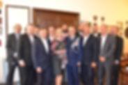 Přijetí delegace Velvyslanectví USA