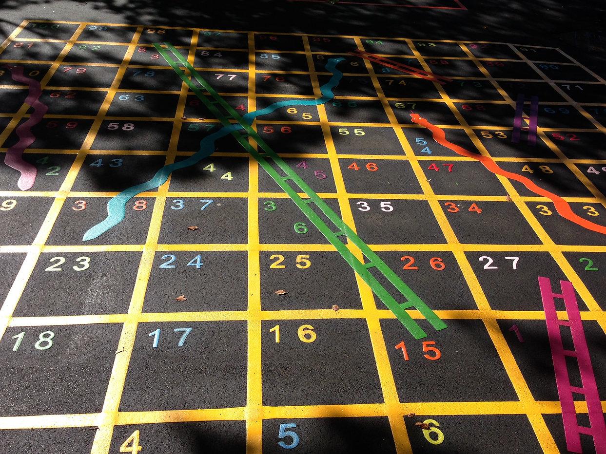 playground grids