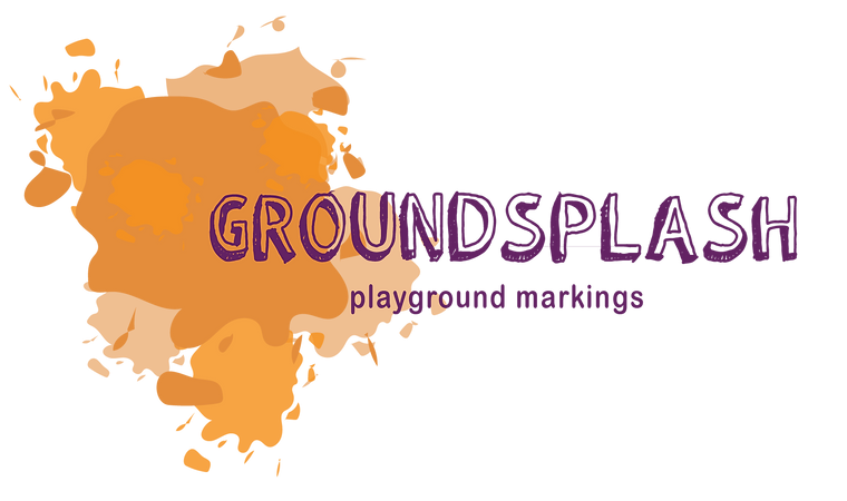 Groundsplash playground markings log