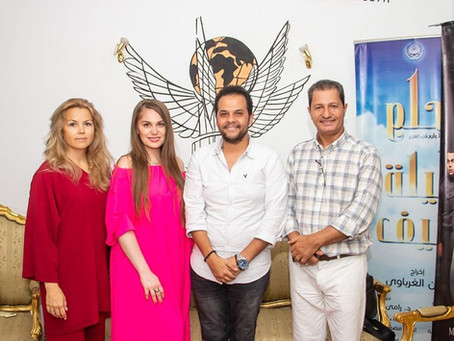 """""""Russian Theater"""" Delegation Visits SITFY's Headquarters"""