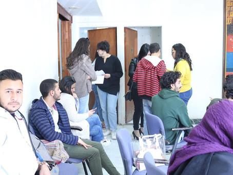 شرم الشيخ للمسرح الشبابي يبدأ اختبارات الورش التدريبية