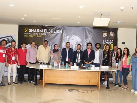 شرم الشيخ الدولي للمسرح يكرم أفضل شخصيتين مسرحيتين مصريا وعربيا لعام 2019