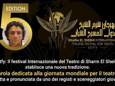 Sitfy: Il festival Internazionale del Teatro di Sharm El Sheikh stablisce una nuova tradizione