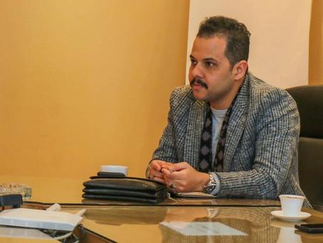 """بالصور.. """"شرم الشيخ للمسرح الشبابي"""" يبحث سبل التطوير مع هيئة تنشيط السياحة"""