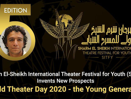 SITFY Invents New Prospects: World Theater Day - the Young Generation