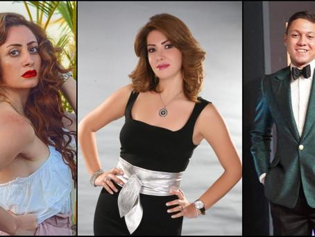 3 فنانين يقدمون حفل مهرجان شرم الشيخ الدولي للمسرح وإيزيس عرض الافتتاح