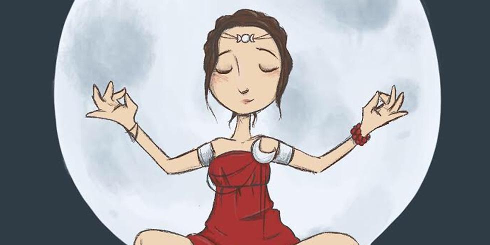 Yogic Journey Through The Feminine Cycle
