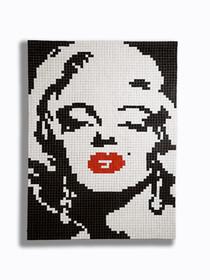 """""""Mighty Marilyn"""" Mosaic"""