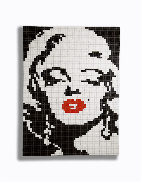 """Mighty Marilyn"" Mosaic"