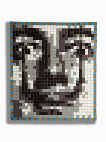"""Hello Dali"" Mosaic"