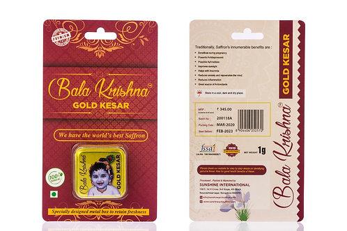 Bala Krishna Gold Kesar- Kesar in its purest form