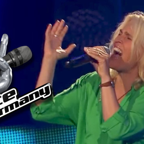 Holding Back The Years - Simply Red | Ute Ullrich Cover | The Voice Of Germany 2015