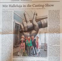 K. The Voice of germany Norddeutsche Run