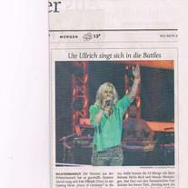 L. The Voice Norddeutsche Rundschau 2015