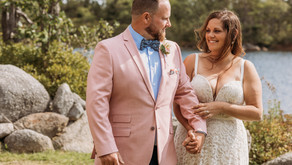 Scott & Jessica's Backyard Wedding