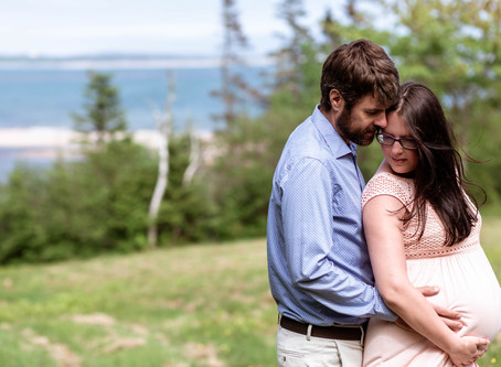 Melissa & Robin's Maternity Session