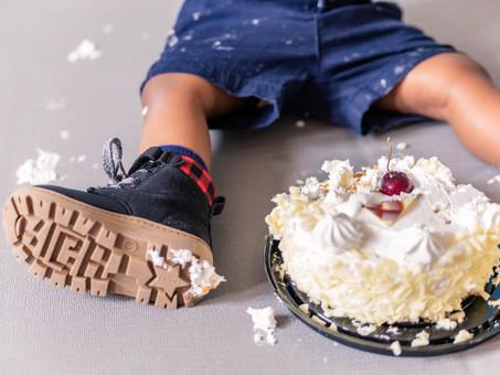 Chigozie's In-Home Cake Smash Session