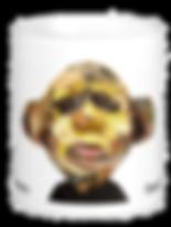 Dede puppet mug