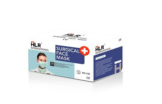 HLR World / HLR International Surgical Face Mask
