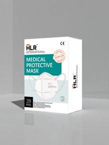 Medical Protective Mask N95RM
